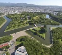 Hakodate Goryokaku Fortress