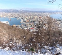 Mt. Hakodate Hiking